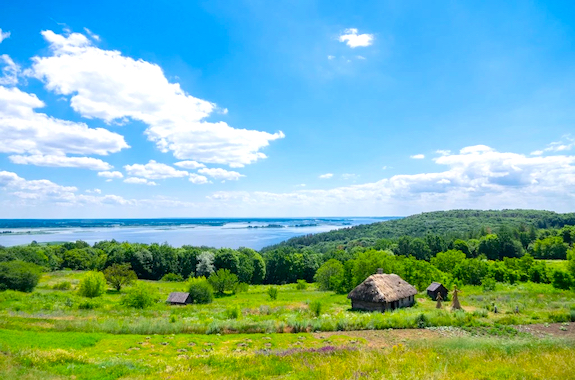 Картинка село Витачов