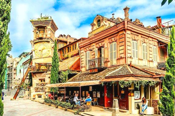 Фото экскурсия в Тбилиси