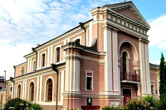 Картинка экскурсия в костел в Бердичев