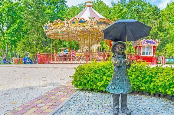 Картинка экскурсия в Харьков в парк Горького