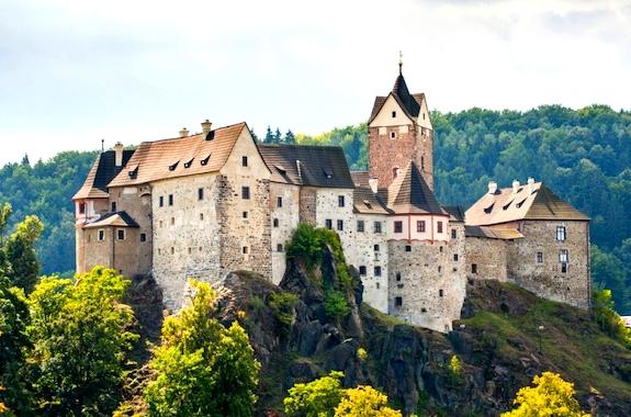 Фото экскурсия в замок Локет