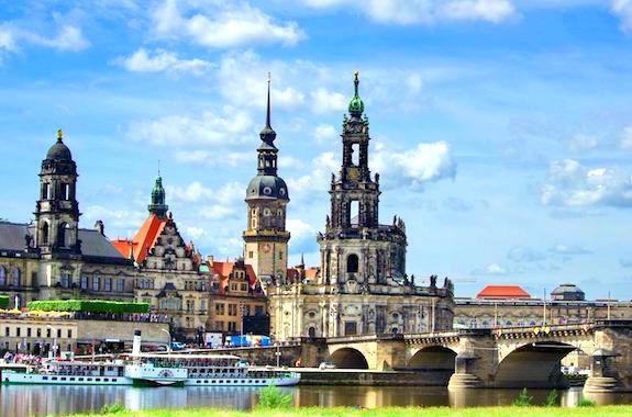 Фото тур в Дрезден