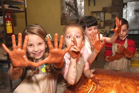 Фото поездка для школьников из Днепра