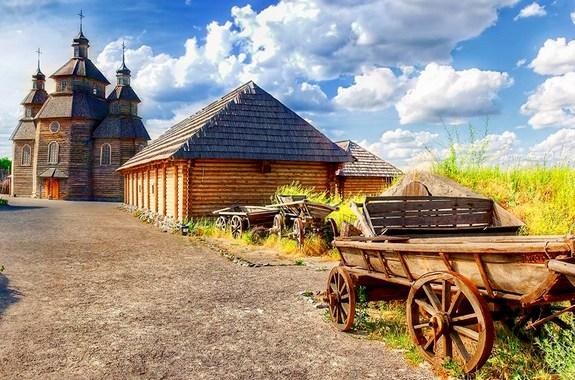 Картинка Экскурсия в Заповедник Запорожская Сесь
