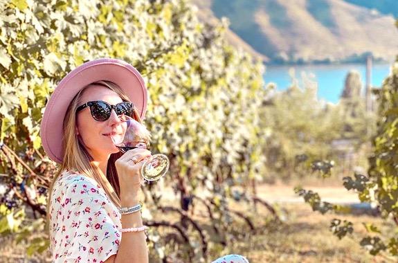 Фото дегустация вин на Бакоте