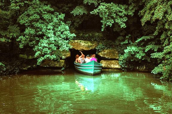 Фото подземная река Ахерон