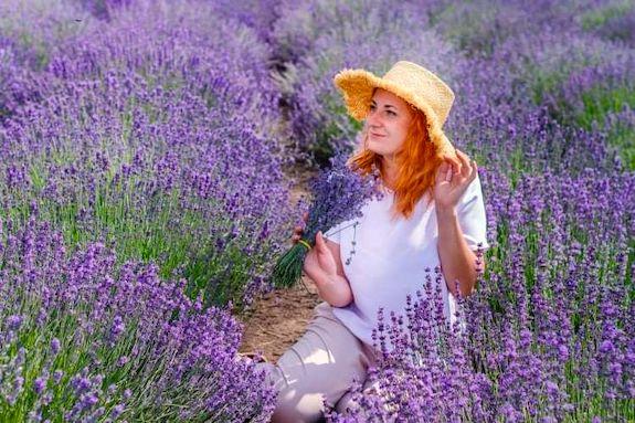 Фото экскурсия с фотосессией на лавандовое поле