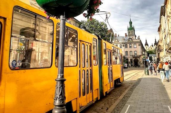 Картинка туры во Львов из Харькова