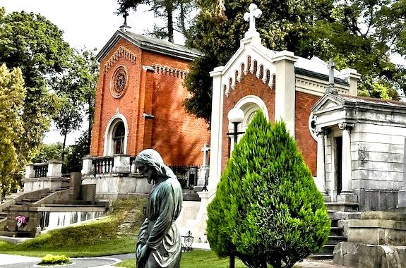 Картинка поездка на Лычаковское кладбище