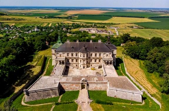 Фото экскурсия замки Львовщины