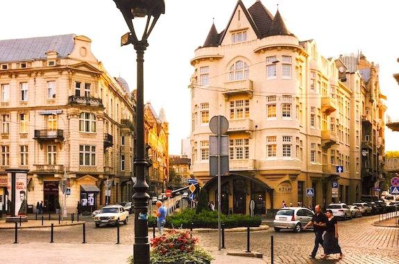 Фото тур во Львов
