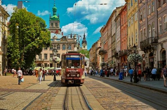 Картинка туры во Львов