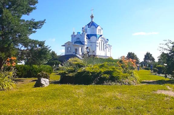 Фото поездка в Мгарский монастырь