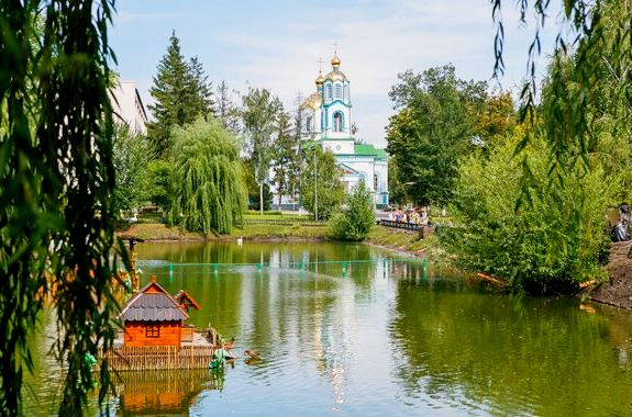 Картинка экскурсия в Миргород из Харькова
