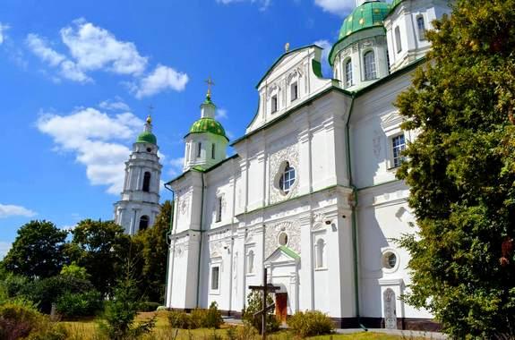 Картинка Мгарский монастырь из Киева