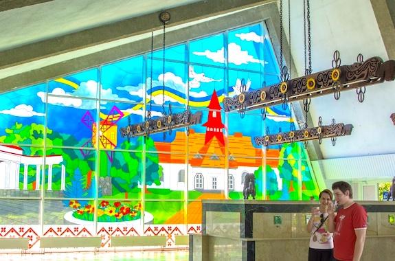 Фото Миргородский бювет экскурсия