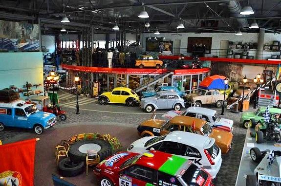 Фото экскурсия в музей ретроавтомобилей