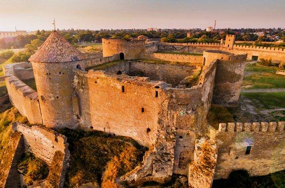 Картинка Аккерманская крепость