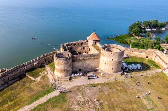 Картинка экскурсия в Аккерманскую крепость