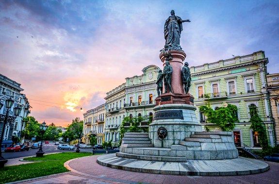 Фото Потемкинская лестница Одесса