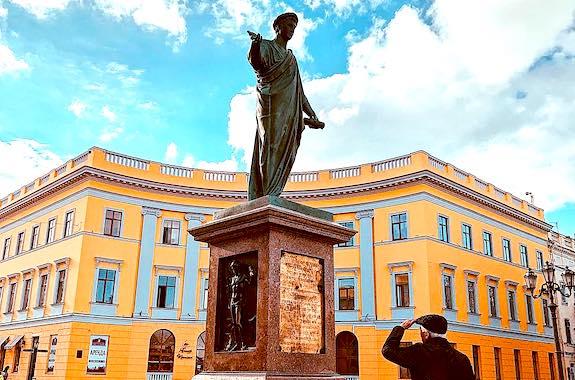 Фото тур в Одессу
