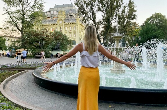 Картинка экскурсия в Одессу на Майские праздники из Харькова
