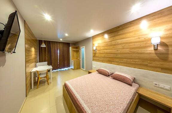 Фото поездка в гостиницу Эверест Железный Порт