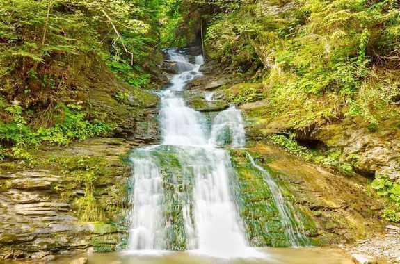 Картинка тур по водопадам буковинским