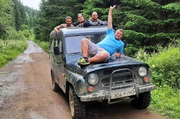 Картинка тур в украинский Памир из Харькова