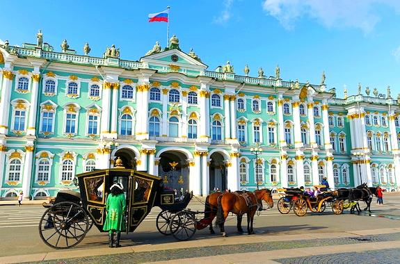 Фото экскурсия в Зимний дворец