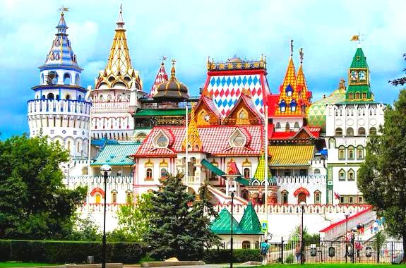 Картинка поездка в культурно-развлекательный комплекс Кремль в Измайлово