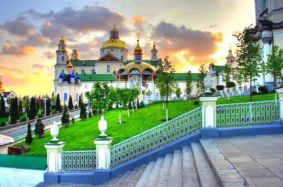 картинка Почаевская Лавра
