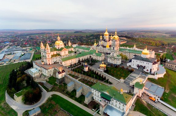 Картинка тур в Почаевскую Лавру из Киева