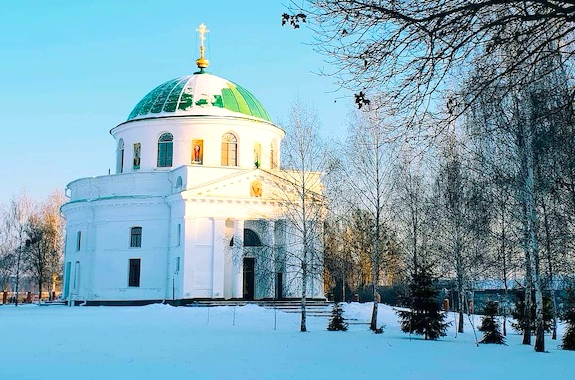 Фото Свято-Николаевский храм в Диканьке