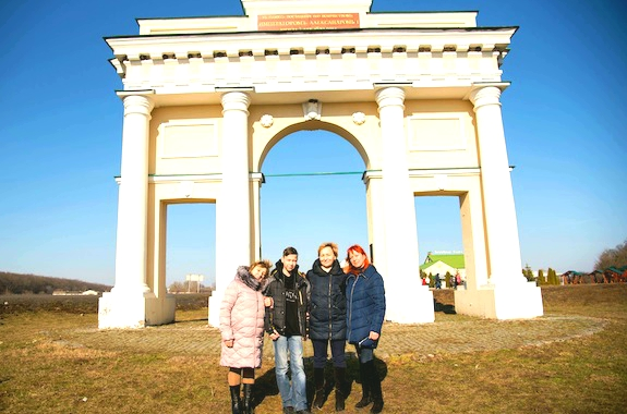 Фото поездка на Масленицу в Диканьку
