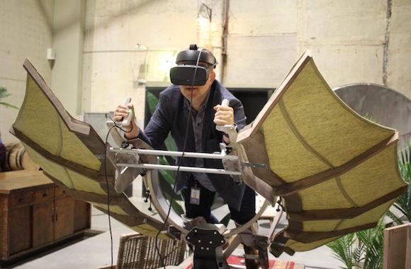 Фото экскурсия в музей виртуальной реальности в Таллине