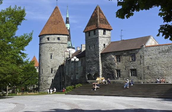 Фото экскурсия по Таллину