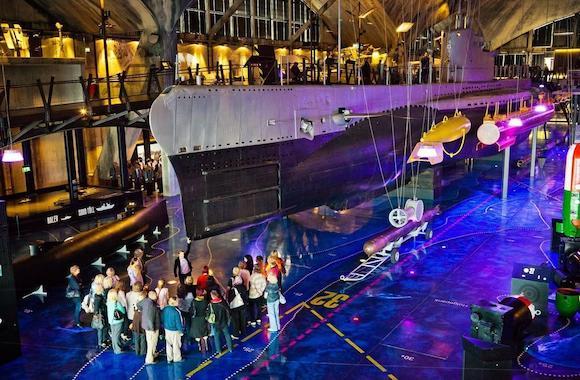 Фото экскурсия в морской музей в Таллине