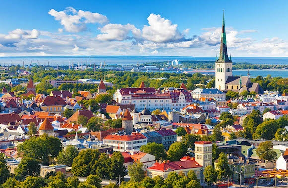 Фото прогулка по Таллину