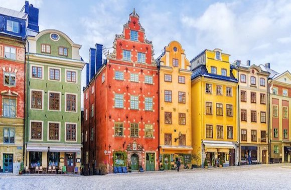 Фото поездка в Стокгольм