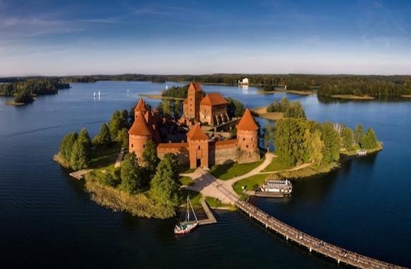 Картинка экскурсия в замок Тракай из Киева