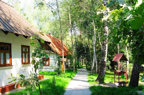 Картинка музей украинское село