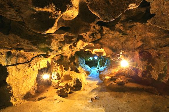 Фото экскурсия в пещеру Оптимистическая