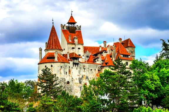 Картинка экскурсия в замок Дракулы
