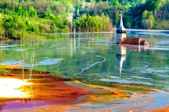 Фото поездка на Красное озеро