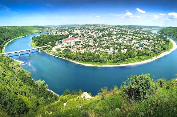 Картинка поездка на Днестровский каньон