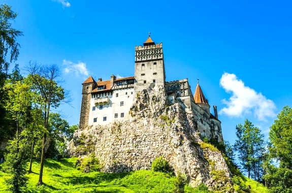 Фото экскурсия в замок Дракулы