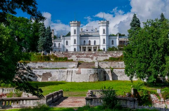 Экскурсия в Шаровку
