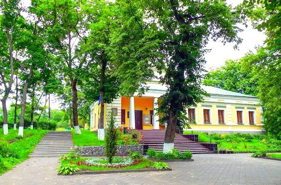 Фото экскурсия в музей Сковороды