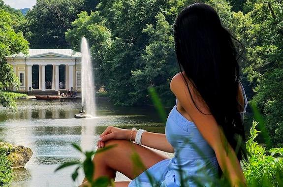 Картинка что посмотреть в парке Софиевка
